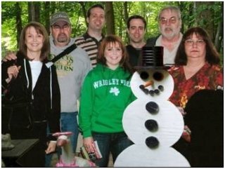 The McCoy Family. June, Bill, Kevin, Nikki, Ryan, Ken and Mary all from Fairbanks Alaska.