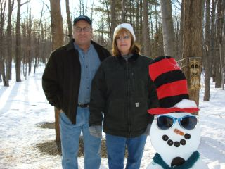 Gary and Julie Moore from Rochester, Pennsylvania February 9, 2008